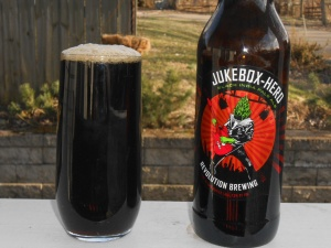 Juke-Box Hero Black IPA