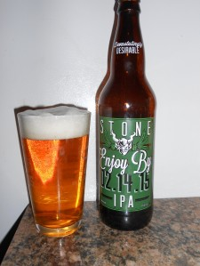Stone Enjoy By...