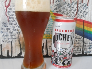 Bleeding Buckeye Red Ale