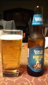 Sam Adams Bonfire Blonde